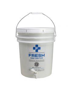 Sanitizer 5-gallon Spigot Bucket